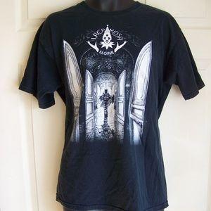 lacrimosa elodla t shirtt shirt size Large